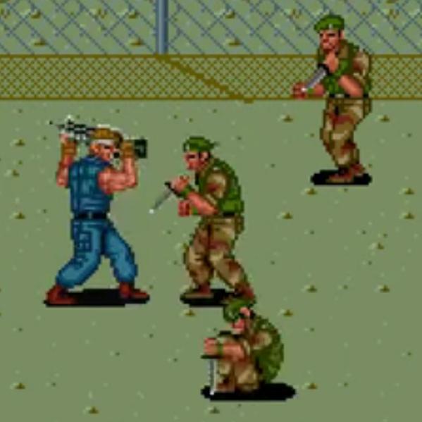 P.O.W.: Prisoners of War (SNK, 1988)